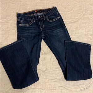 Girls Bootcut Levi Jeans